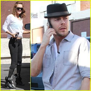 Amy Purdy Gets Ready For Disney Week on DWTS