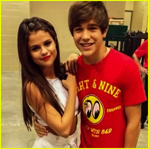 Why is Austin Mahone Mad at Selena Go