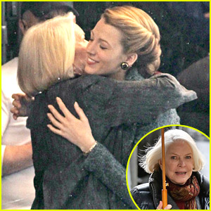 Blake Lively Lunches with Ellen Burstyn for 'Age of Adaline'