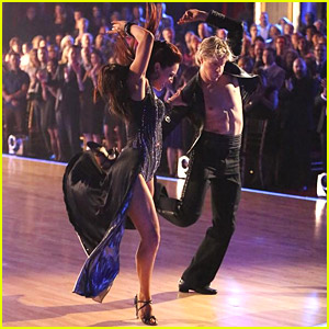 Charlie White & Sharna Burgess' 'DWTS' Paso Doble: Olé!
