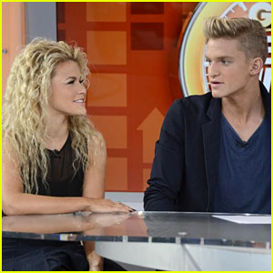 Cody Simpson Talks 'DWTS' Elimination on 'GMA'