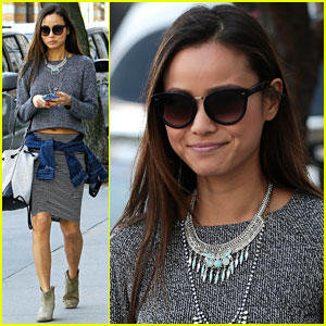 Jamie Chung is Designing Her Own Shoes!