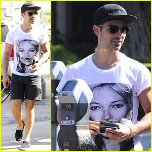 Joe Jonas Misses Coachella Alread