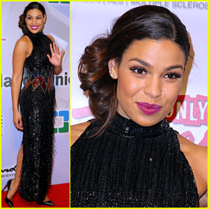 Jordin Sparks Shines Bright at the Power of Love Gala!
