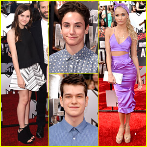 Maude Apatow, Pia Mia & More - MTV Movie Awards 201