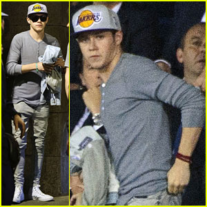 Niall Horan Organizes Celebrity Charity Soccer Game - Who's Playing?