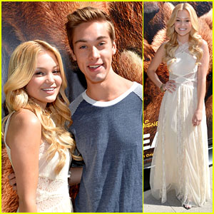 Olivia Holt Hosts 'Bears' Screening & Brings Along 'I Didn't Do It' Cast!