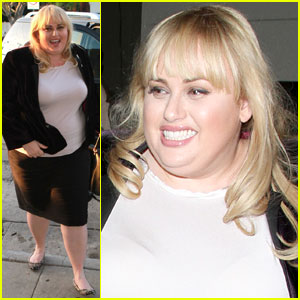 Rebel Wilson Totally 'Crushed' Her Fir