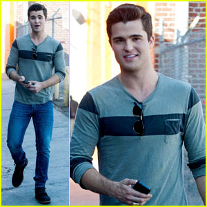 Spencer Boldman Set to Present at the Radio Disney Music Awards 2014!