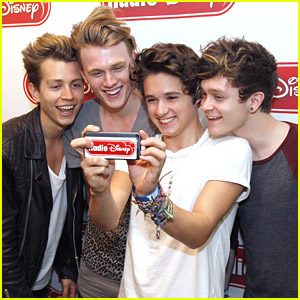 The Vamps: Radio Disney's Newest 'N.B.T.' Artists! (Exclusive)