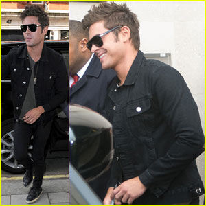 Zac Efron: Seth Rogen Makes Everybody Funnier