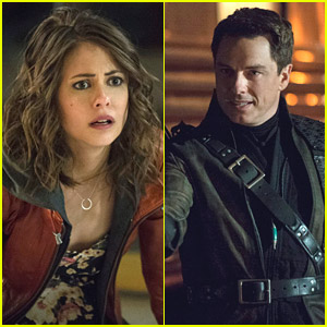 Thea's Father Returns on 'Arrow' Tonight!