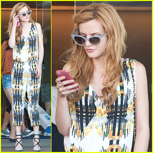 Bella Thorne: 'Blended' Press Day!