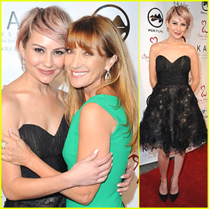Chelsea Kane Glams Up The Open Hearts Foundation Gala 2014