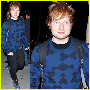 Ed Sheeran Wants Taylor Swift to Date Orlando Bloom!