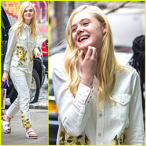 What Would Elle Fanning Be Craving If She Slept For 100 Years Like Sleeping Beauty?