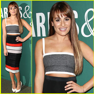 Lea Michele Wants to Have Kids '100 Percent'!