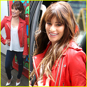 Lea Michele Recalls Meeting Idol Barbra Streisand in 'Brunette Ambition'