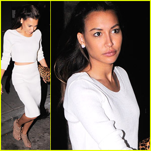 Naya Rivera Dishes on Coconut Oil Craze