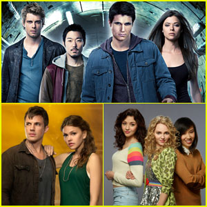 Robbie Amell, Matt Lanter, & More React to Sad CW Cancellations