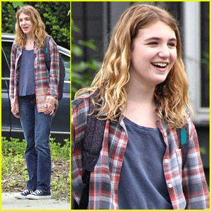 Sophie N�lisse Starts Filming 'The Great Gilly Hopkins'