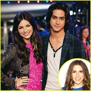 Victoria Justice & Avan Jogia Will Reunite in 'The Outskirts'!