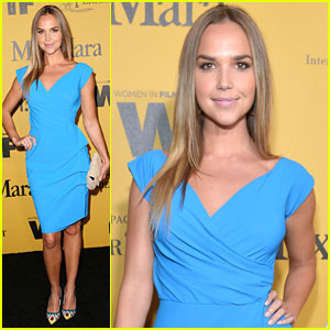 Arielle Kebbel May Appear in More 'Vampire Diaries' Flashbacks!