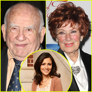 Italia Ricci's On-Screen 'Chasing Life' Grandfather is Carl Fredericksen!
