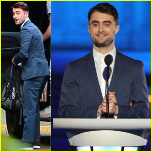 Daniel Radcliffe Wants to Play Robin to Ben Affleck's Batman!