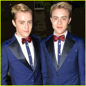 Jedward Make Us See Double at Pride of Ireland Awards 2014!