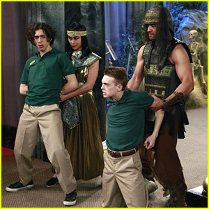 Leo Howard Talks Directing 'Kickin' It' in New Featurette - Watch Here!