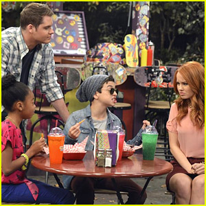 Manny Meets Nanny on 'Jessie' Tonight - Matt Shively Guest Stars!
