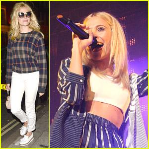 Pixie Lott: Girlguiding Big Gig 2014 Concert Pics!