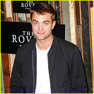 Robert Pattinson Attends 'The Rover' Photo Call in Sydney