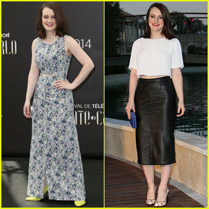 Sophie McShera Brings 'Downton Abbey' to Monaco!