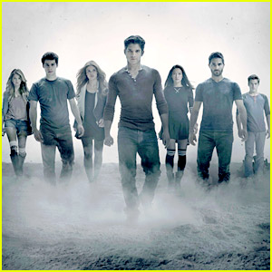 New 'Teen Wolf' Season 4 Cast Pic!