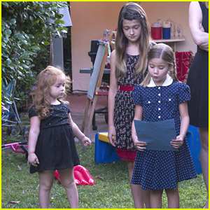 Ariel Winter's Niece Skylar Gray Starring on FX's 'Married'