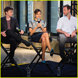 Aubrey Plaza & Dane DeHaan Talk 'Life After Beth' with AOL