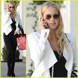 Claire Holt May Pop Up on 'The Originals' This Season!
