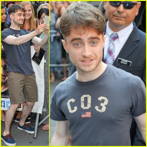 Daniel Radcliffe & Girlfriend Erin Darke are 'Inseparable'