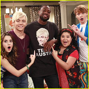 Who Knew Basketball Player Dwyane Wade Was A Huge Austin Moon Fan?