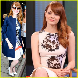 Emma Stone Named Her Dog After a Woody Allen Character, Years Before She Worked with Him!