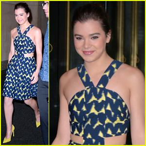 Hailee Steinfeld: Making 'Begin Again Was So Much Fun! (Video)