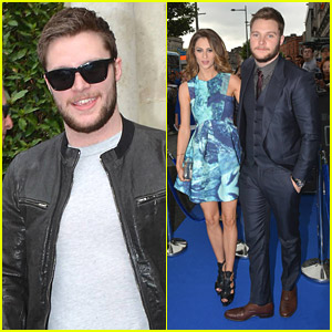 Jack Reynor Brings Dad Damien To Irish 'Transformers: Age of Extinction' Premiere