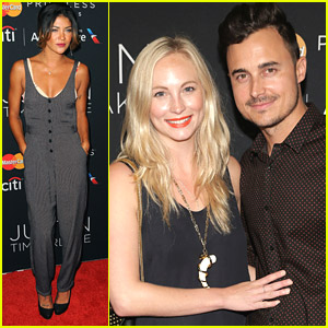 Candice Accola & Joe King Hit Up Hammerstein Ballroom for Justin Timberlake Concert
