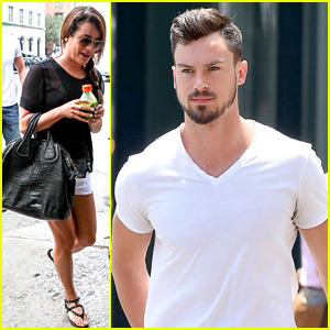 Lea Michele & Boyfriend Matthew Paetz Take NYC By Storm After Italian Getaway