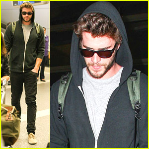 Liam Hemsworth Overheard Saying He & Former Fiance Miley Cyrus Will Always Be 'Best Friends'