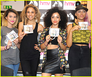 Neon Jungle Drop Debut Album & Have HMV Signing Party To Celebrate