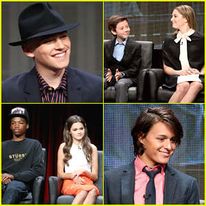 Ciara Bravo, Zoe Levin, Charlie Rowe & More Take 'Red Band Society' to Summer TCA 2014