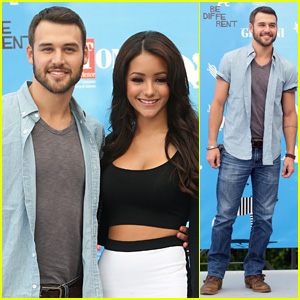 Ryan Guzman Steps Out for 'Step Up All In' with Melanie Iglesias